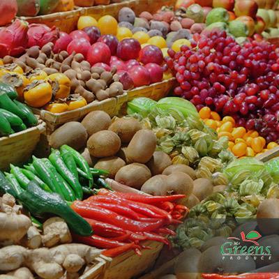 Mr Greens Produce